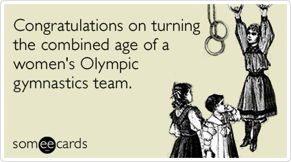 Olympic US Gymnastics Team