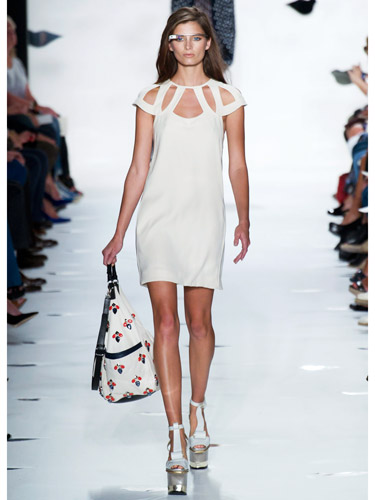 2013Feb13 - DVF All White