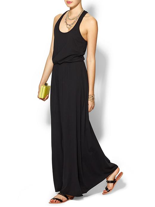 Piperlime Black Maxi Dress