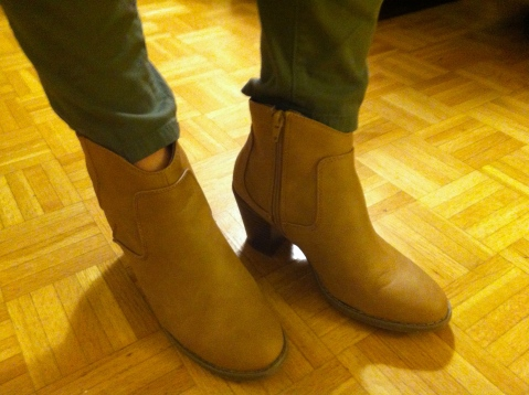 Fall Style Booties